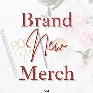 Like To Be Notified of Brand New SellersMerch!!